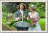 country wedding flowers Bride and Groom