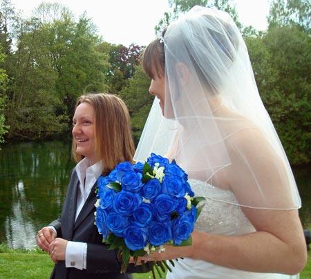 civil ceremony flowers