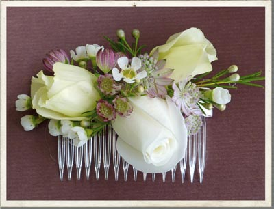 Vintage Wedding Combs on Wedding Flower Comb  Vintage China  Vintage Wedding Flowers  Vintage