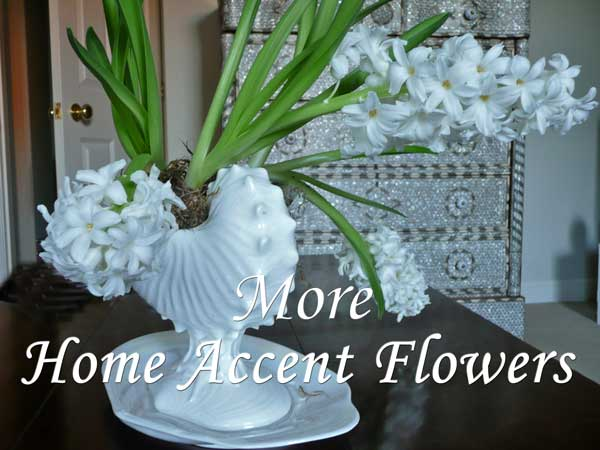 Home Accents Flowers 2