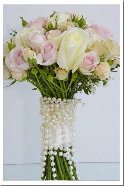 Wedding Bouquets In April : April wedding flowers are perfect by rose and grace