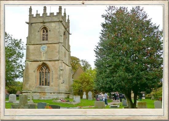 Badsey-church