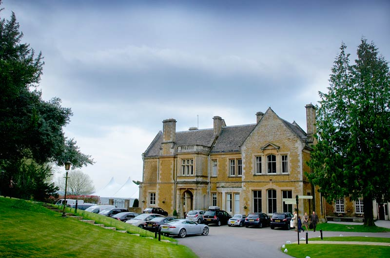 Wyke Hill House