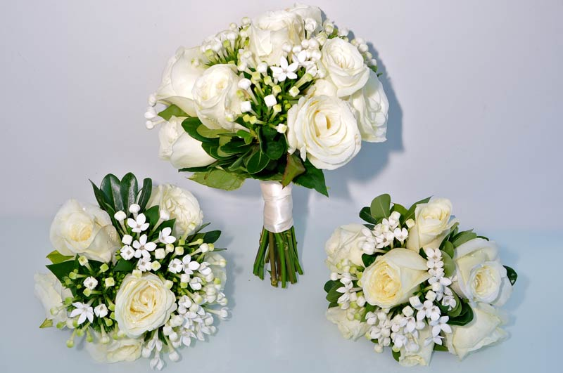 simple flower bouquets for weddings evesham wedding flowers from top florist and 7483