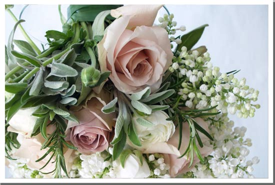 To Return To The Home Page From March Wedding Flowers, Click Here