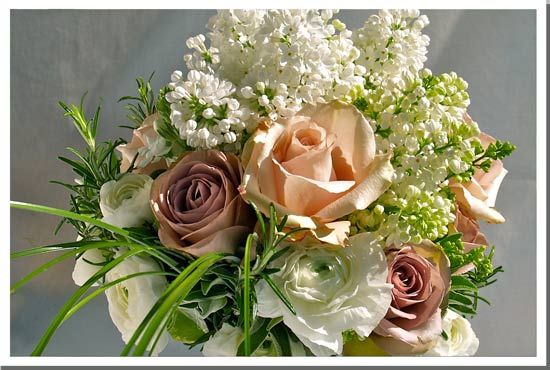 Ideas For March Wedding Flowers From A Top Florist