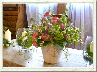Sky A Perfect October Wedding With Perfect October Wedding Flowers