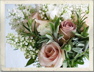 A Wedding Flower Bouquet Can Be Fragrant And Beautiful To Look At
