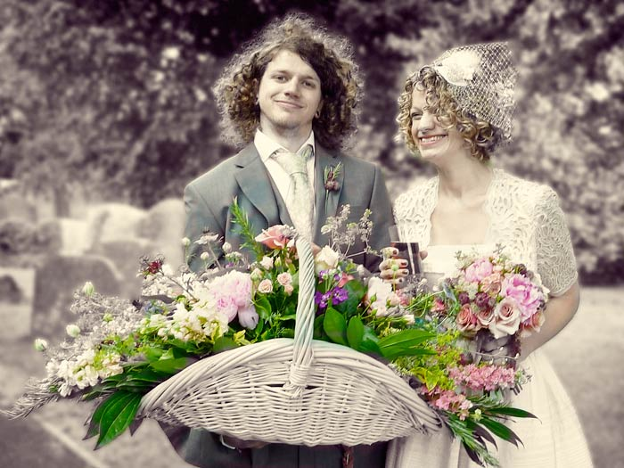 vintage-wedding-flowers