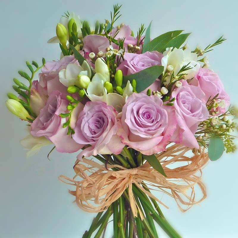 september Bridal flower bouquets