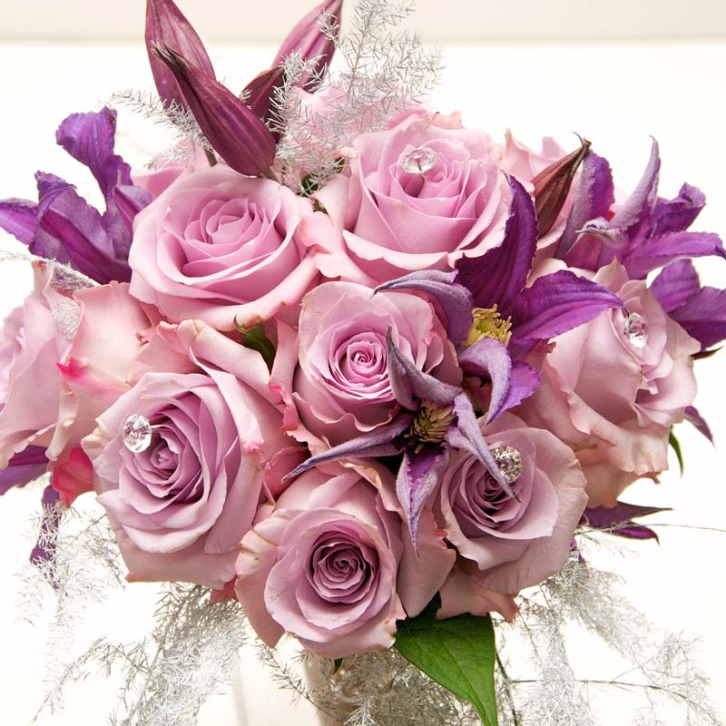 december Bridal flower bouquets, winter Bridal flower bouquets