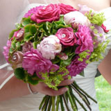 wedding flower bouquets, cotswolds wedding flowers