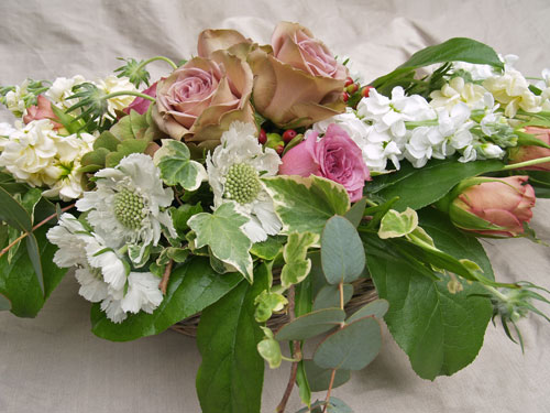 wedding flower ideas, table decoration flowers