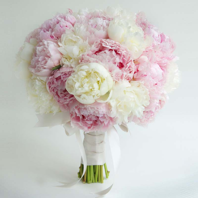 Bridal flower bouquets
