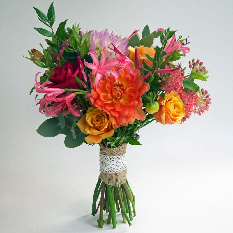 Bridal Flower Bouquets, A Gallery of beautiful arrangements ...